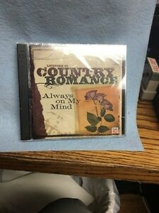 Lifetime Of Country Romance Cds And Cd -25