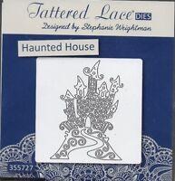 Tree /& Gravestone Cutting Die Set ETL429 Tattered Lace HALLOWEEN POP UPS
