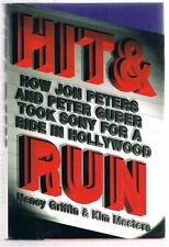 Hit and Run: How Jon Peters and Peter Guber took S