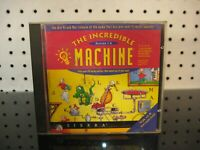 The Incredible Machine Version 3.0 Sierra Win95 / Mac 1995 PC CDROM Puzzle Game