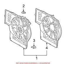 For BMW Genuine Engine Cooling Fan Assembly 17427521767
