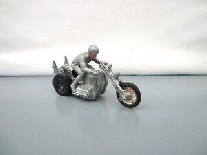 "Hot Wheels Rrrumblers 6657 "" RIP CODE "" Chopper Trike  - Silver Rider"