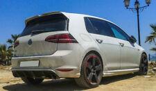 VW GOLF 7 GTI & GTD AILERON / BECQUET