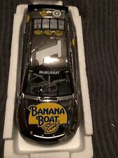 JAMIE McMURRAY #1 BANANA BOAT 2013 SS POLISHISHED NICKLE PLATE No 16 Of 72 Only