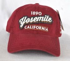 *YOSEMITE NATIONAL PARK* Ball cap hat *OURAY SPORTSWEAR* embroidered