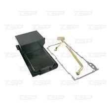 LSX Fabricated Aluminum 7-Quart Front Sump Oil pan black  LS1 LS2 LS3 LS6