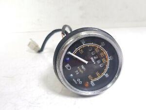 2002 Royal Enfield Bullet 500 Speedometer Speedo Gauge Odo