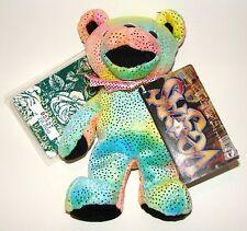 Liquid Blue Grateful Dead Bear Limited Edition VEGAS Bean Bear Collectible