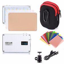 Sokani X21 Pocket-Sized LED Video Light Fill Light for DSLR Camera iPhone Gimbal