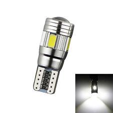 1 ampoule à LED  Blanc Veilleuses  / Feux de position pour Audi A4 B5 B6 B7