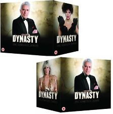 DYNASTY 1-9  1981-1989 COMPLETE ORIGINAL Classic TV Series Seasons UK DVD not US