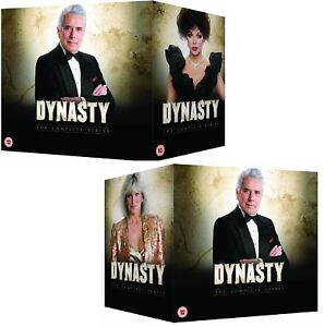 Las Mejores Ofertas En Dinastía 1981 Serie De Tv Dvd Ebay