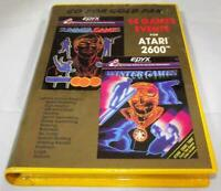 Go For Gold Pak Atari 2600 PAL *Complete*