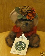 Boyds Plush #919804 PETULA P FALLSBEARY Show Exclusive From Retail Store Jointed
