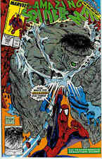 """Amazing Spiderman # 328 (Todd McFarlane, """"Acts of Vengeance"""" tie-in) (USA,1989)"""