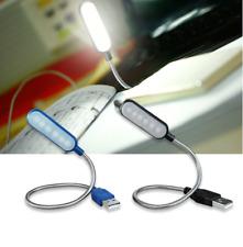 Portable USB Mini Table Lamp LED Flexible Reading Light For Laptop Computer Book
