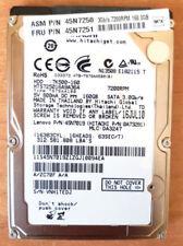 """Hard disk interni con SATA II 2,5"""" per 160GB"""
