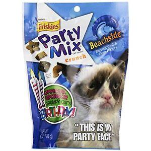 Friskies Purina Party Mix Beachside Crunch