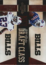 2011 Playoff Contenders Draft Class #3 Marcell Dareus/Aaron Williams Bills