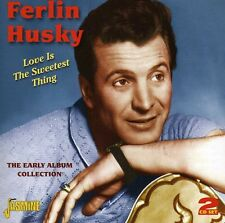 Ferlin Husky - Love Is the Sweetest Thing: Early Album Collection [New CD]