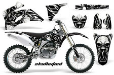 YAMAHA YZ250F YZ450F 06-09 GRAPHICS KIT CREATORX DECALS SFSB