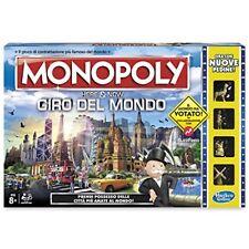 Gioco da tavolo Monopoly Giro del mondo - Hasbro