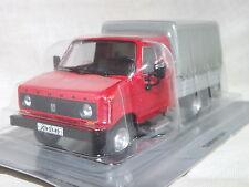 New model - Tarpan 239D Truck - IXO IST 1:43 Red Grey - Polish Honker Pick Up