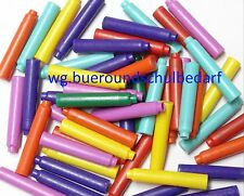 50 farbige Tinten - Patrone, Füllerpatrone / TP23016-SuperPreis ✅