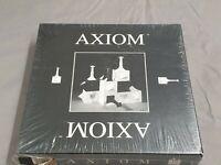 """Axiom Spiel - Gesellschaftsspiel - """"Denken in anderen Dimensionen"""" - Neu & Ovp"""