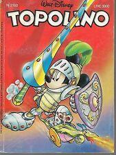 TOPOLINO N° 2160 - 22 APRILE 1997
