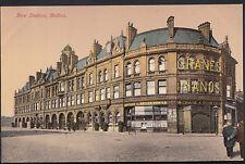 Lancashire Postcard - Fire Station, Bolton   A6417