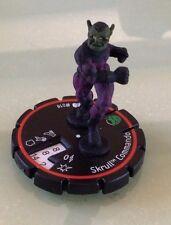HeroClix CLOBBERIN TIME #018 SKRULL COMMANDO Veteran MARVEL