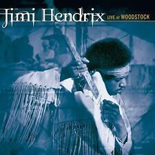 Jimi Hendrix - Live At Woodstock [CD] Sent Sameday*