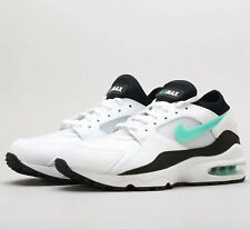 Nike Air Max 93 OG Dusty Cactus  White Black  SZ 11.5  [306551-107]
