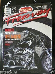 FREEWAY 05 DUCATI APOLLO PROJECT,BMW F650,BOB SEGER,DUCATI MONSTER,SCS X-RACERS