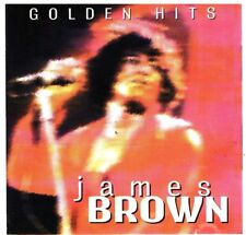 JAMES BROWN - GOLDEN HITS / CD NM 1993
