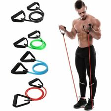 Pull Rope Yoga 120cm Elastic Resistance Bands Rubber Fitness Workout Accessories