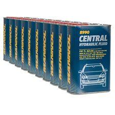 MANNOL 8990 Central Hydraulic Fluid Hydrauliköl / Servoöl, 10x1 Liter