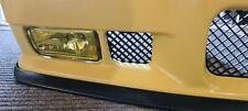 BMW E36 M3 Mars Brake Vent Front Bumper Bar Mesh Covers (L/R Pair)