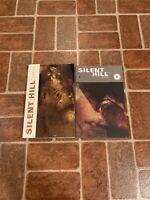 Silent Hill Omnibus Volumes 1 & 2 Comic Book Scott Ciencin IDW FREE SHIPPING