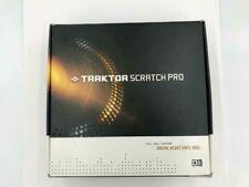 Native Instruments Traktor Scratch PRO digital heart vinyl soul Used in Box
