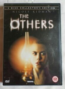 Nicole Kidman: THE OTHERS [2 Disc Collector's Edition - Region 2 DVD]