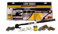 HO/N/O Woodland Scenics TT4550 Tidy Track Rail Tracker Cleaning Kit