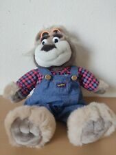 Tyco Real Talkin' Bubba Bear Redneck Talking Overalls Vintage 1997 Plush Tested!