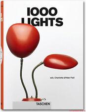 Fachbuch 1000 Lights, Lampen aller Stilrichtungen, viele tolle Bilder, NEU