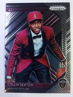 2018-19 Panini Prizm Luck of the Lottery Collin Sexton Rookie RC #8, Cavs