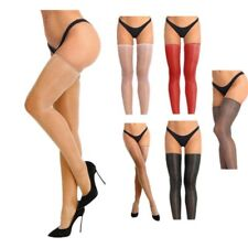 Women Sheer Compression Stocking Slim Shaper Sock Silk Pantyhose Lingerie Thigh