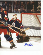 DENIS HERRON Autographed Signed 8 x 10 Photo Kansas City Scouts COA