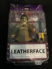 NECA Toony Terrors The Texas Chainsaw Massacre Leatherface Figure