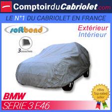 Housse Bmw E46 - SoftBond® : Bâche de protection mixte